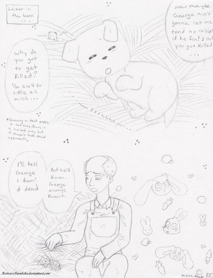 900x1177 Of Mice And Men Comic