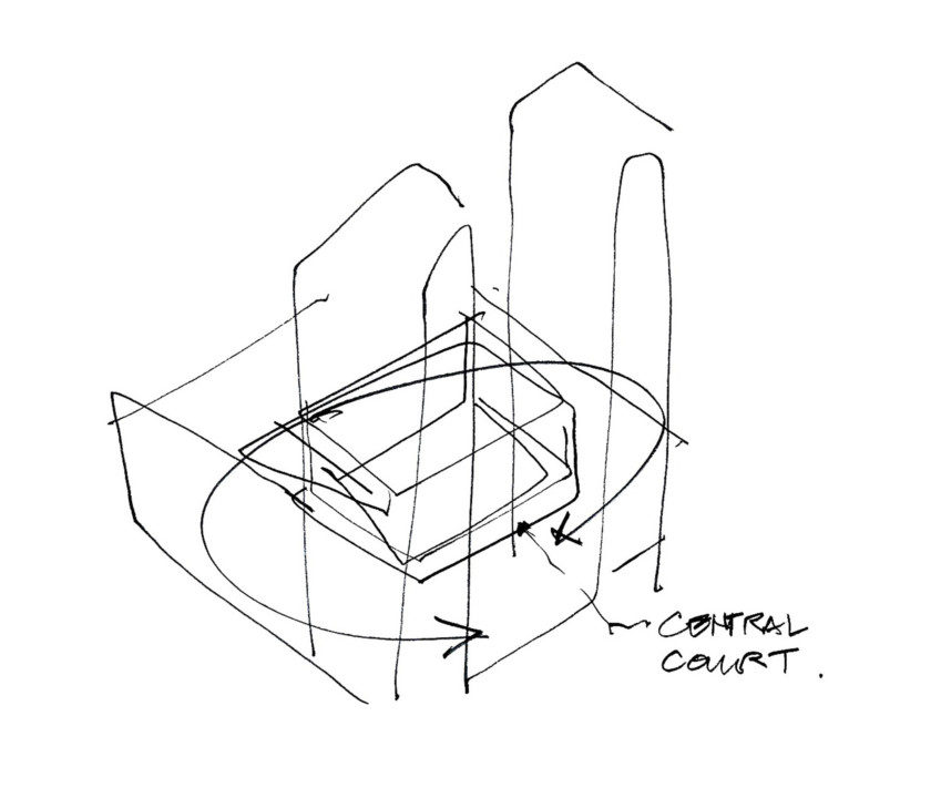 Office Building Drawing At Getdrawings Com Free For Personal Use