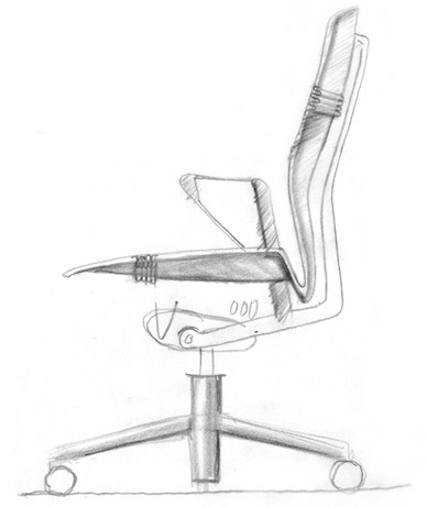 388x461 Herman Miller Embody Chair