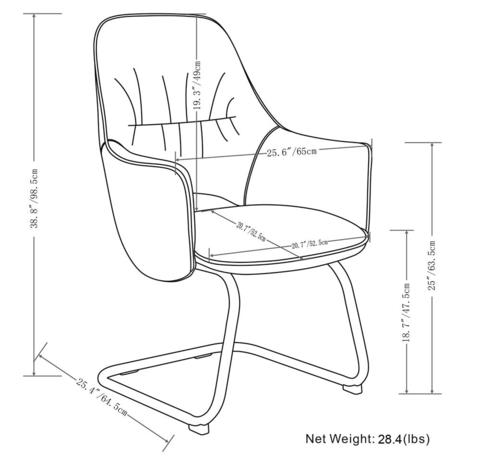 480x473 Office Chairs Tagged New Simpli Home