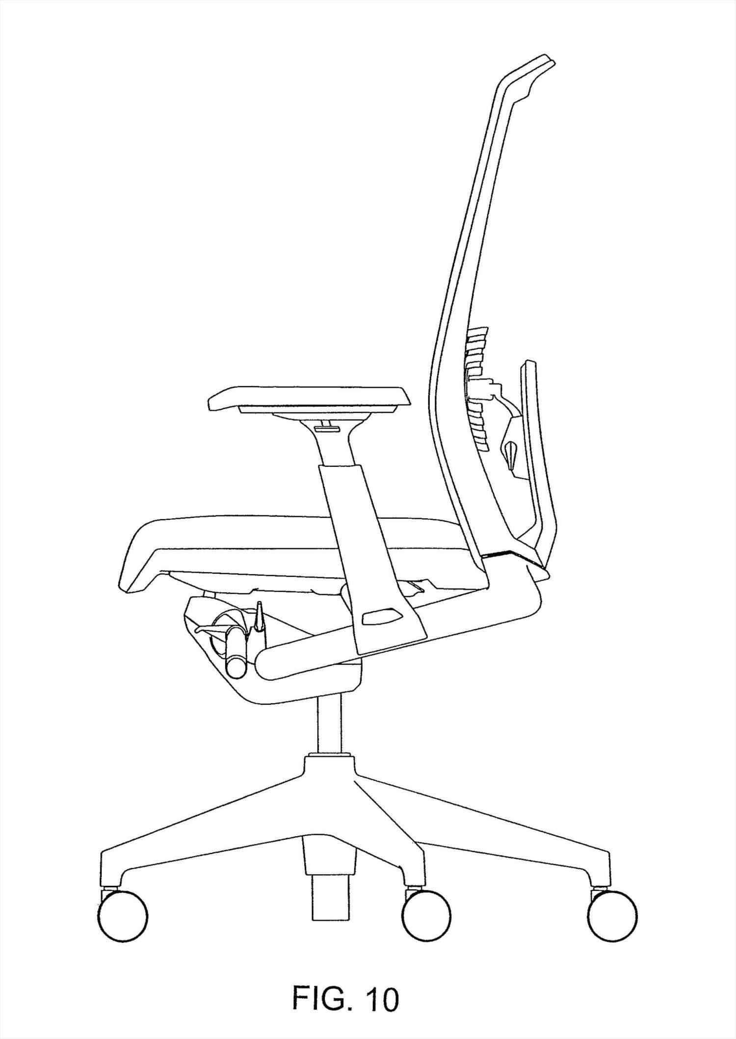 1500x2117 The Images Collection Of Stores Modway Office Chair Drawing Pillow