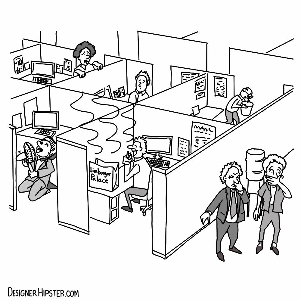1000x1000 Office Cartoons