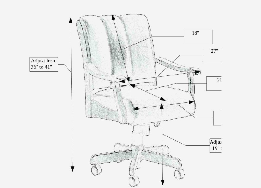 879x635 Plus Size Office Chairs New Desk Chairs Desk Chair For Plus Size