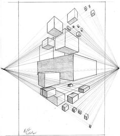 236x267 How To Draw A Room Using One Point Perspective For The Artroom