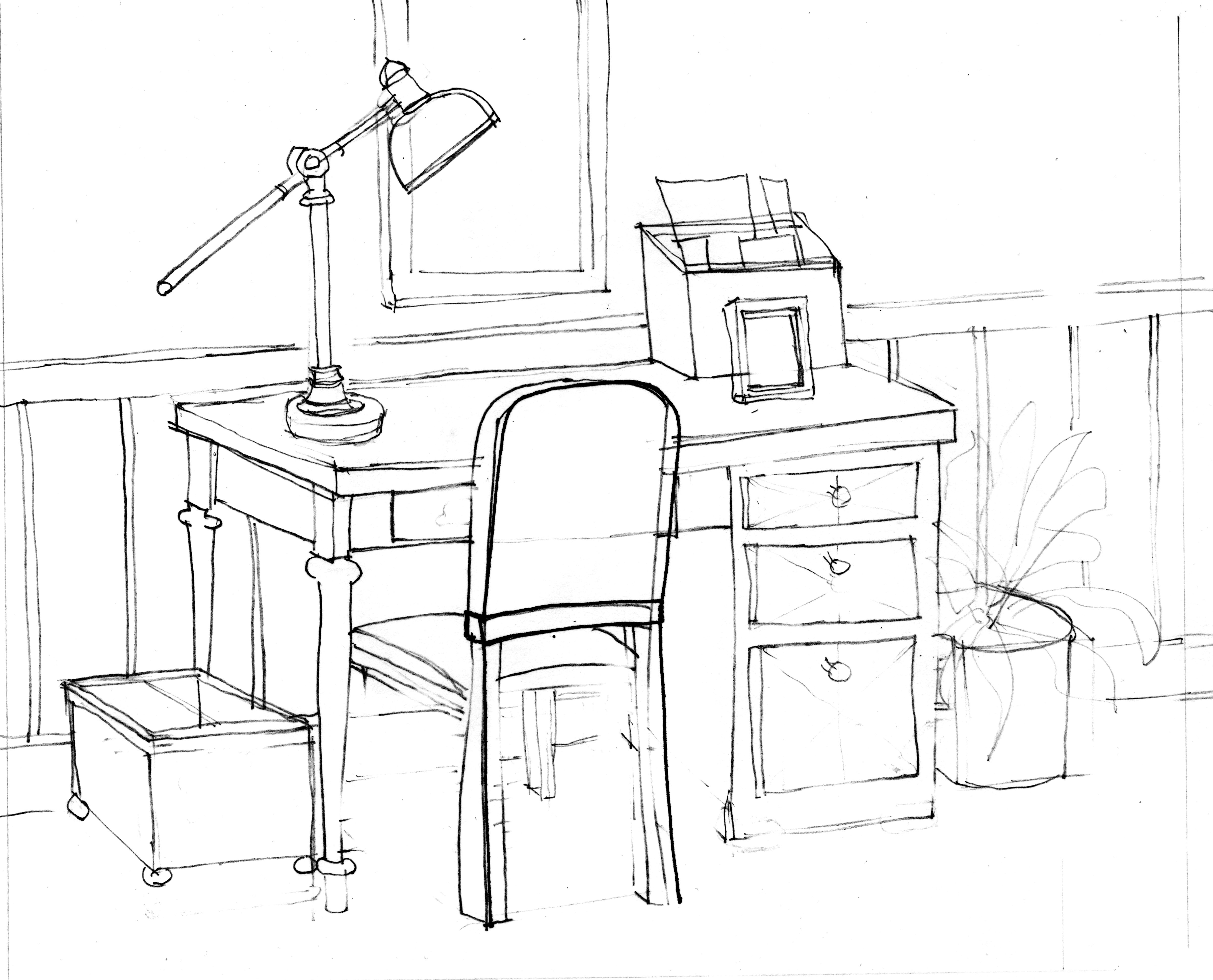 4805x3884 11 Best Interiors Images On Perspective Drawing