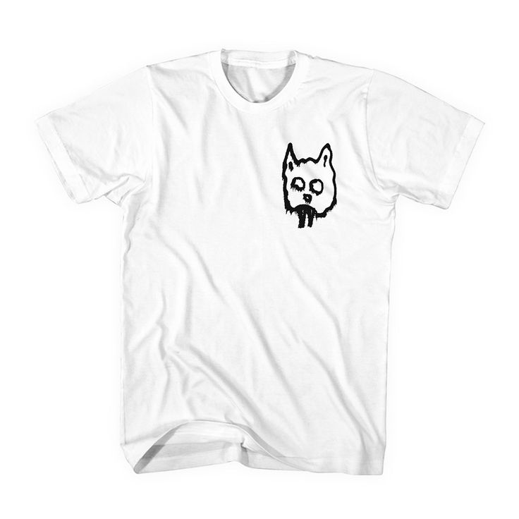 736x736 Odd Future Official Store Cat Sketch Tee Clothes