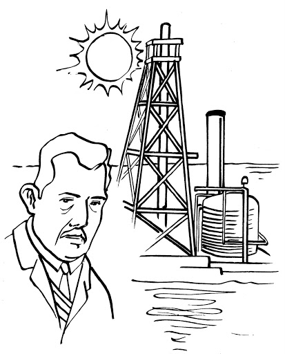 413x512 Oil Rig Coloring Pages Oerb Rigs And Oil