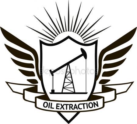 450x405 Oil Rig Logo Stock Vectors, Royalty Free Oil Rig Logo