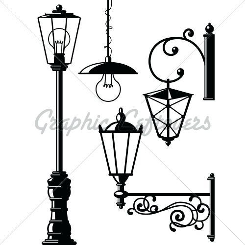 500x500 Old Street Lamp Petvet.club