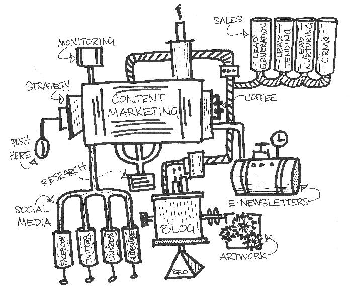 700x586 Machine Drawing