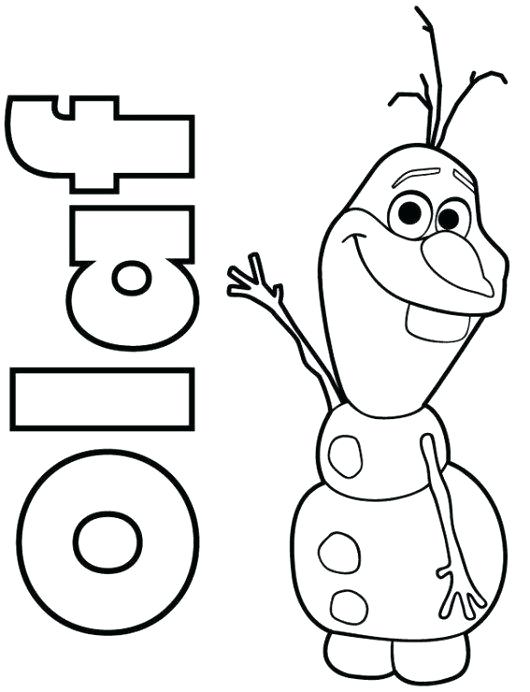 olaf the snowman drawing at getdrawings com free for personal use olaf the snowman crafts olaf the snowman coloring pages