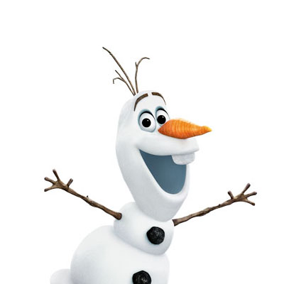 Olaf The Snowman Drawing At Getdrawings Com
