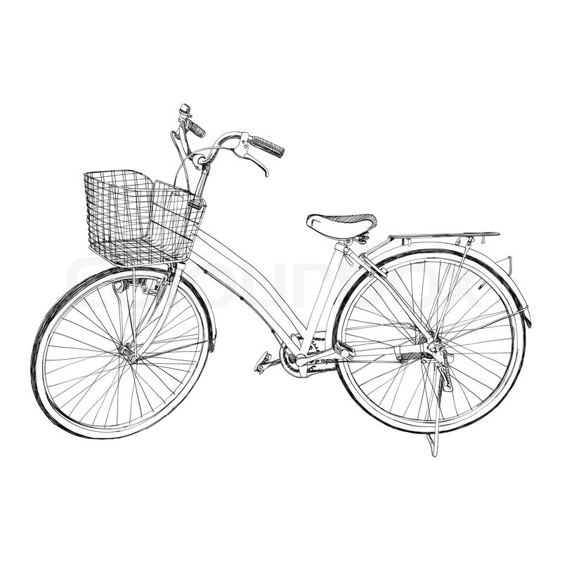 800x800 Old Bicycle