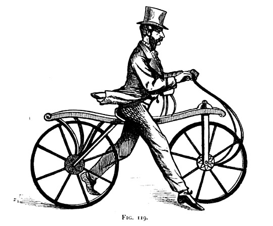 540x448 Vintage Bicycle Design Mister Crew