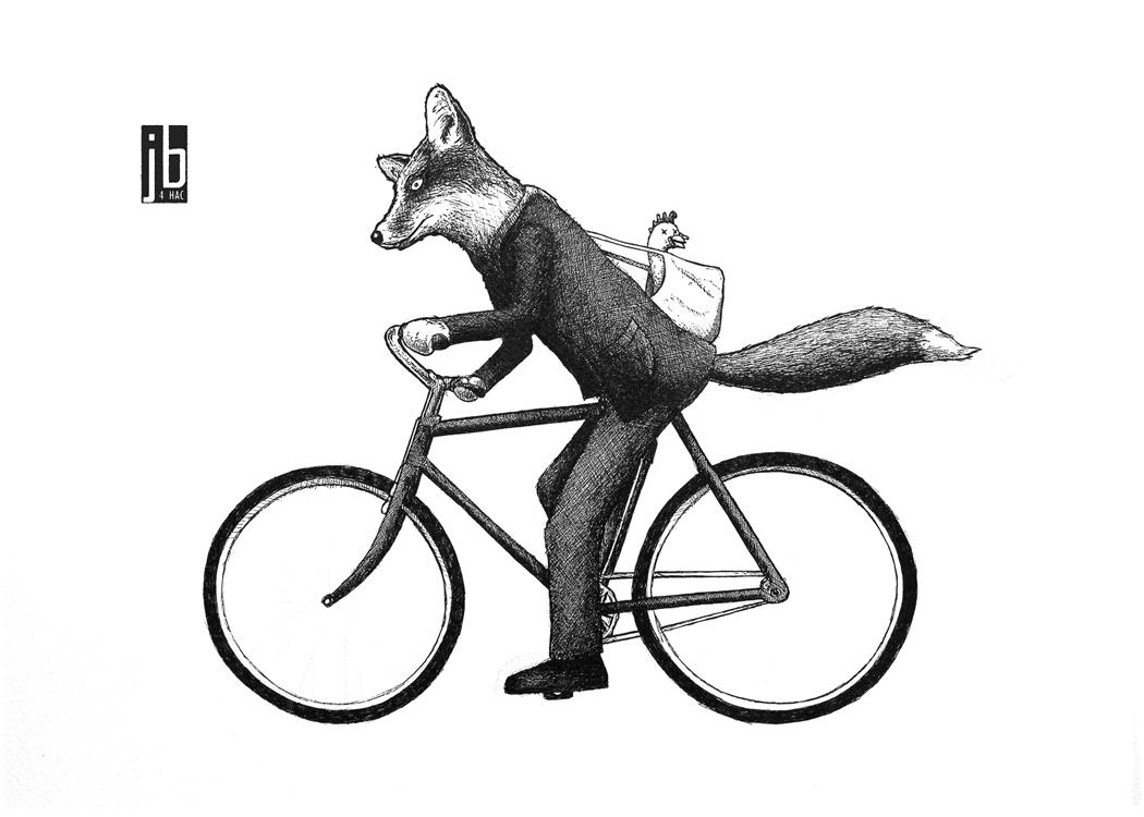 1050x750 Vintage Bikes Drawing
