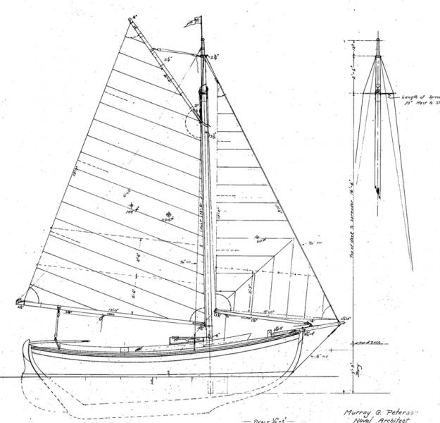 625x600 Old Gaffer Woodenboat Magazine