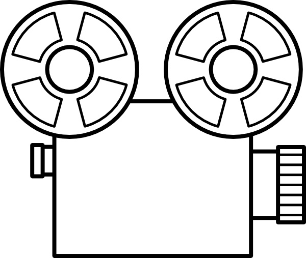 600x507 Old Tape Camera Clip Art Free Vector In Open Office Drawing Svg