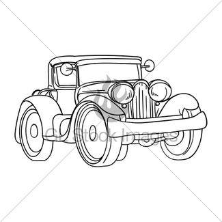 325x325 Old Car Gl Stock Images