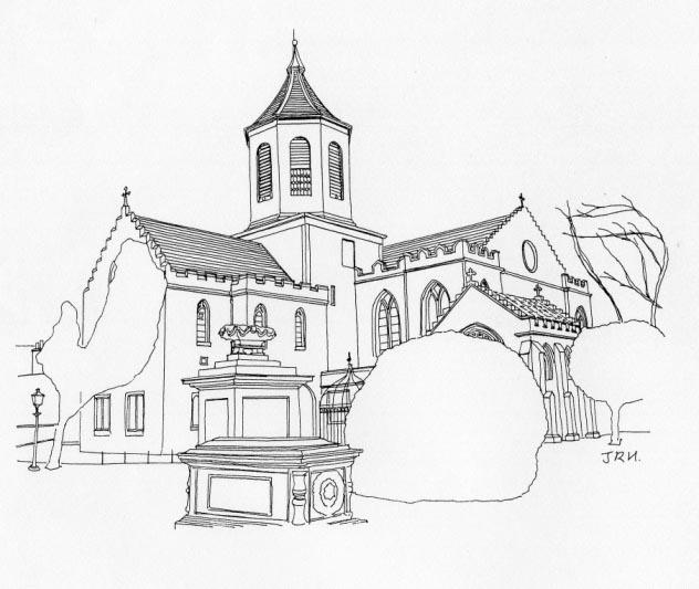 632x533 Falkirk Trinity Church