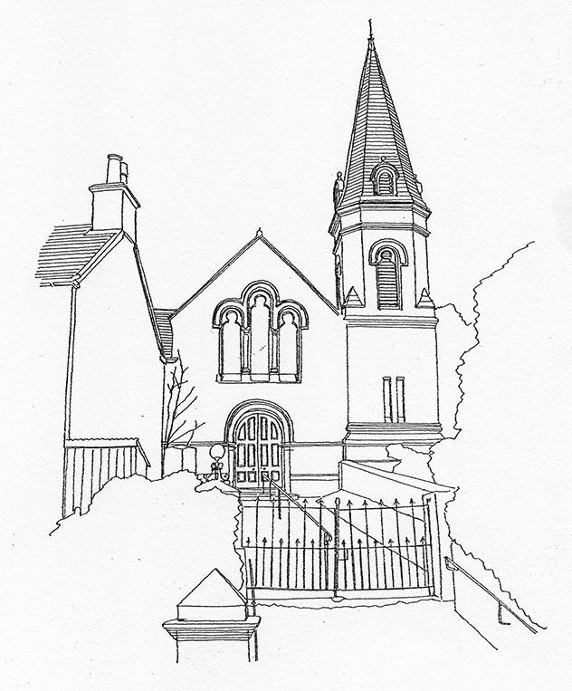 632x763 Broughton, Glenholm Amp Kilbucho Parish Church
