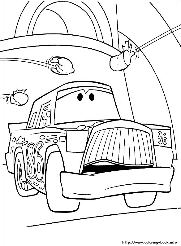 Old Fashioned Car Drawing