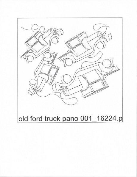 Antique Ford Truck Wiring Schematic