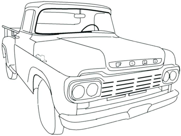 Old Ford Truck Drawing on download ford flathead v8 engine diagram
