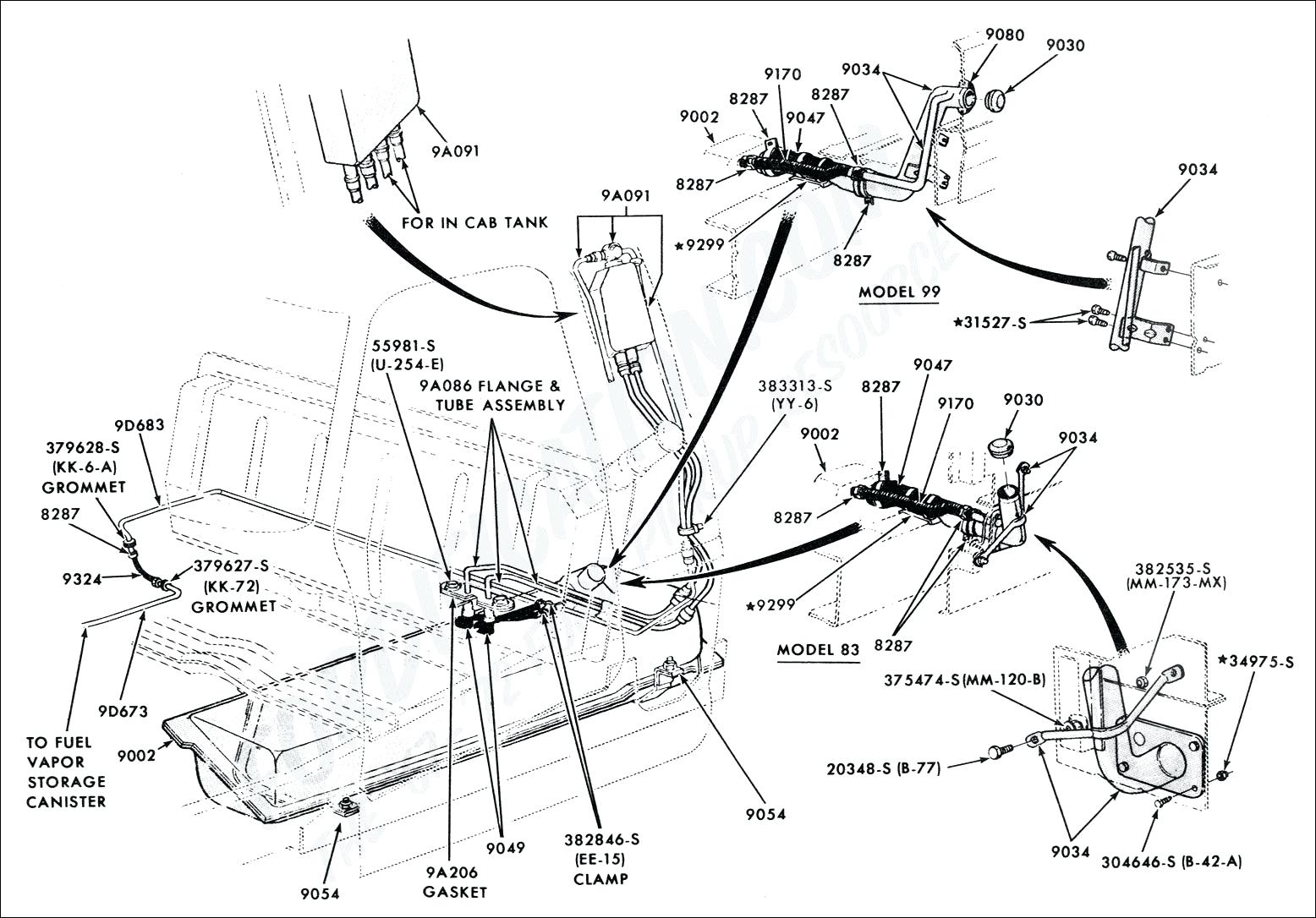 on old ford wiring diagrams