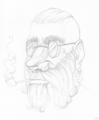 320x386 Beard Drawings On Paigeeworld. Pictures Of Beard