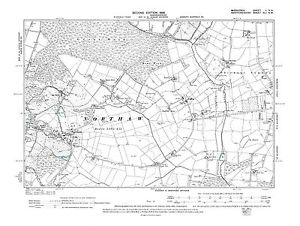 Old map drawing at getdrawings free for personal use old map 300x226 old map cuffley northaw 1898 middlesex repro 2 nw ebay gumiabroncs Choice Image