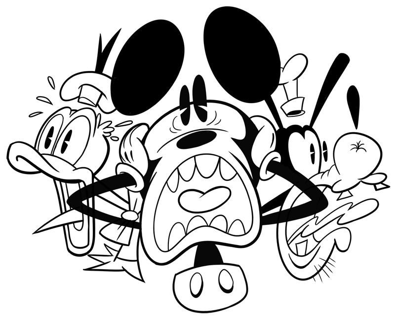 Kingdom Hearts Lineart : Old mickey mouse drawing at getdrawings.com free for personal use