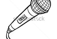 200x140 Lovely Cartoon Picture Of Microphone Old School Microphone Clipart