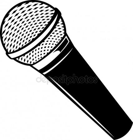 426x450 Microphone Stock Vectors, Royalty Free Microphone Illustrations