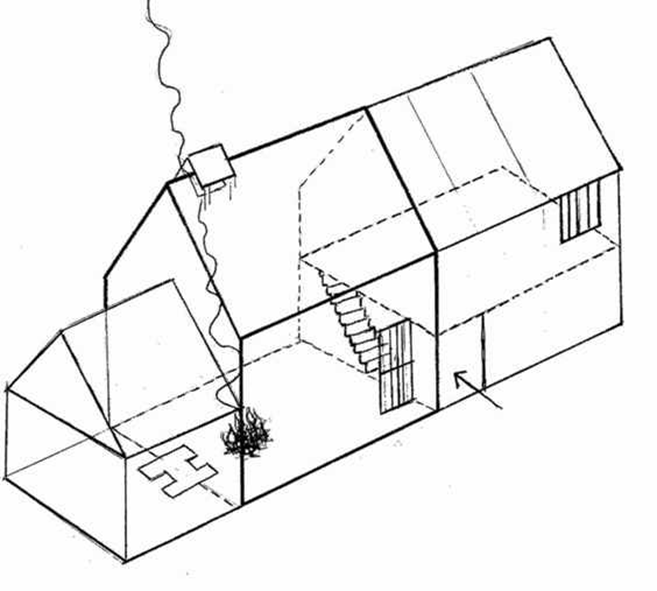 Old House Electrical Diagram