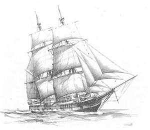 300x260 Old Sailing Ship Art Get Inspired Sailing Ships