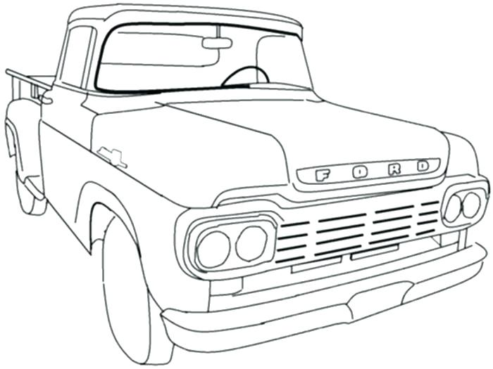 700x525 Old Truck Coloring Pages Old Truck Coloring Pages Old Gang Rapper