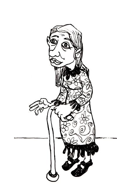 400x650 Ugly Old Doodles Dallion Stewart Mcgregor