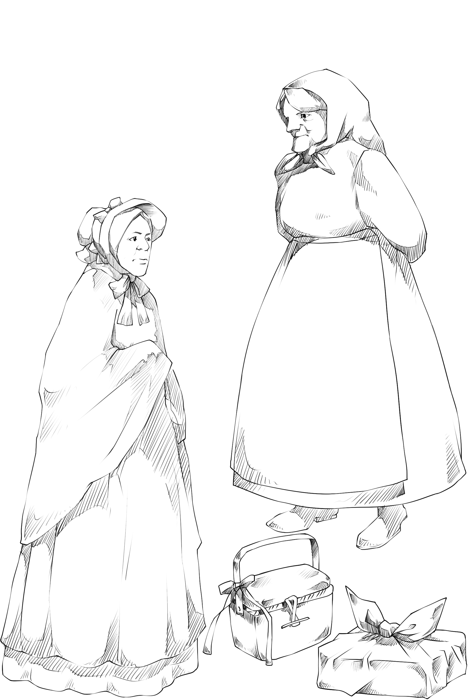 1890x2816 Cartoon Drawing Sketch