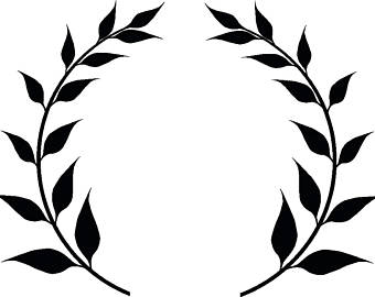 olive wreath drawing at getdrawings com free for personal use rh getdrawings com wreath clipart transparent background wreath clipart black and white