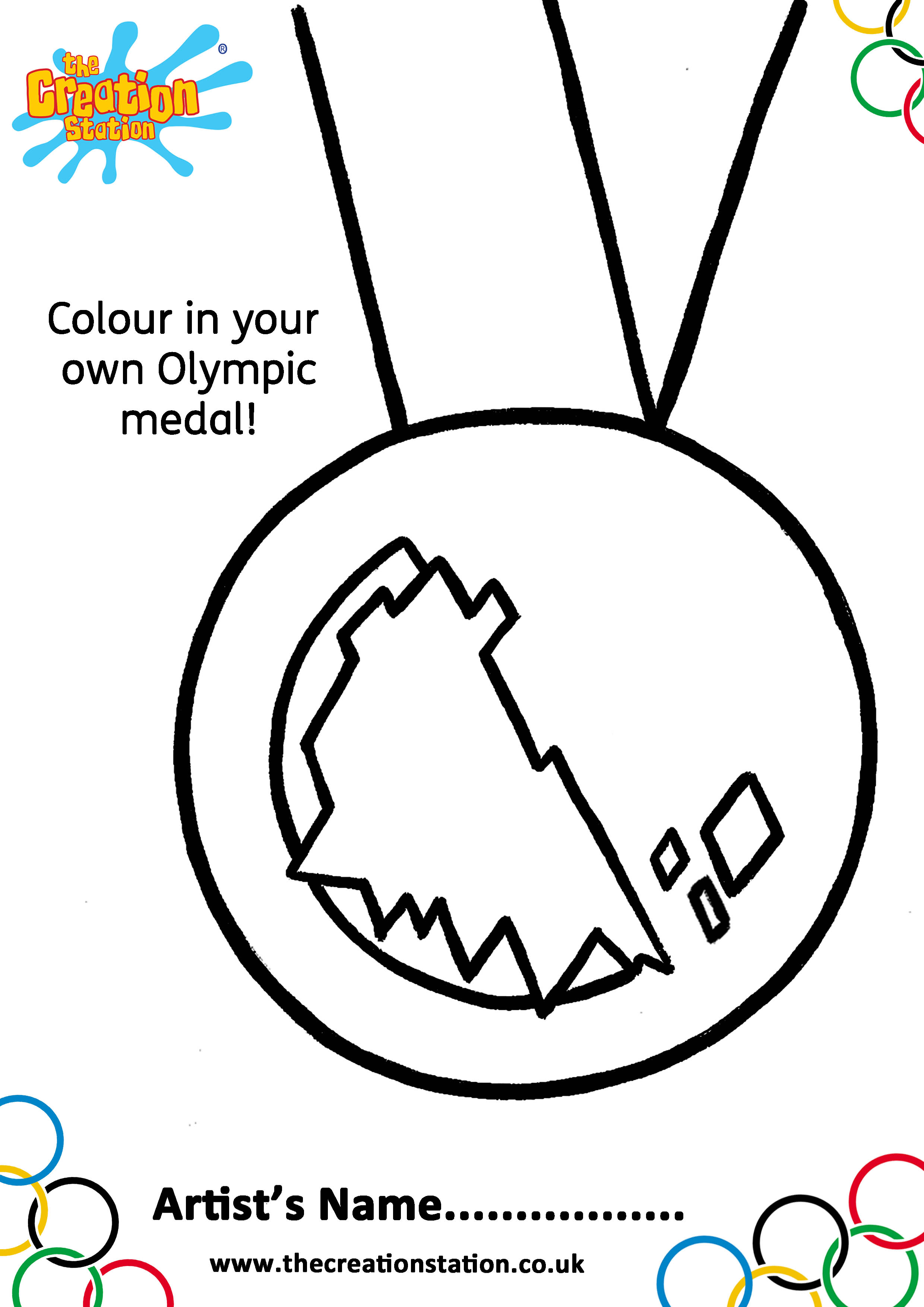 304x392 coloring page winter olympic medals 2480x3508 colour and decorate your own medal for the winter olympics