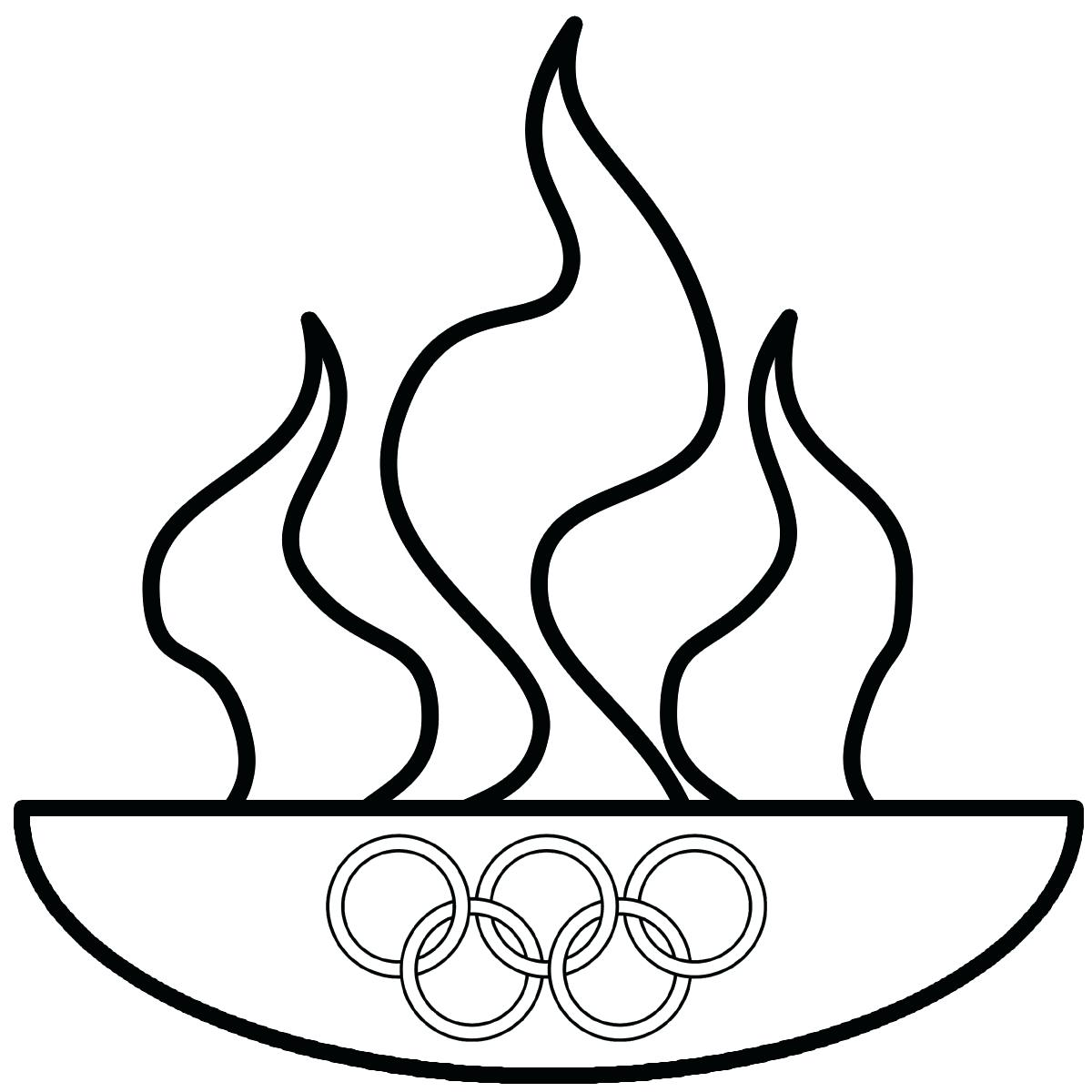Olympic Rings Drawing at GetDrawingscom Free for personal use