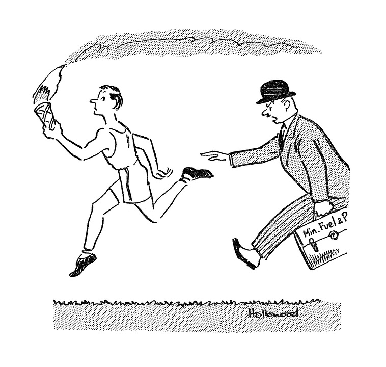 758x720 Punch Cartoons About The Olympics Punch Magazine Cartoon Archive