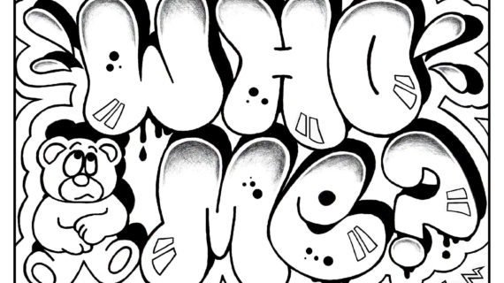 570x320 Drawing In Graffiti Omg Another Coloring Book Of Room