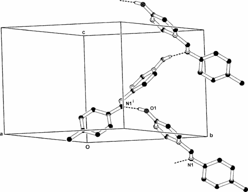 850x658 A Perspective View Of One Dimensional Chain Structure In