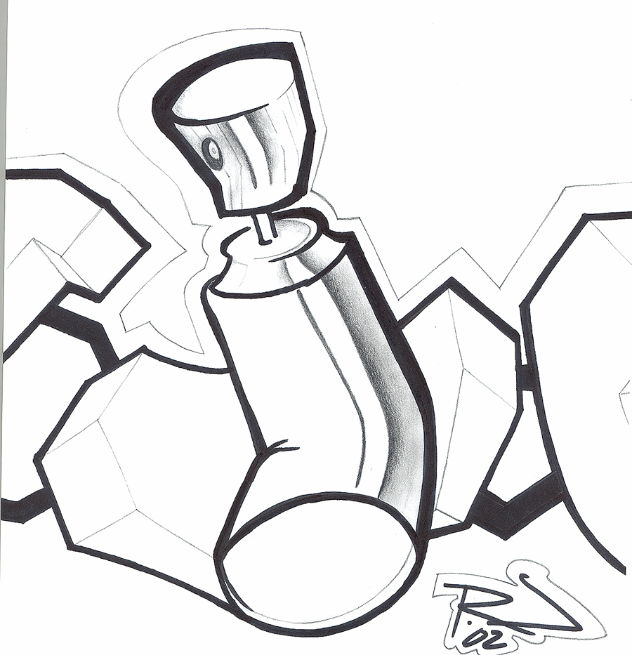 900x933 Graffiti Spray Cans Drawings Graffiti Spray Cans Drawing How