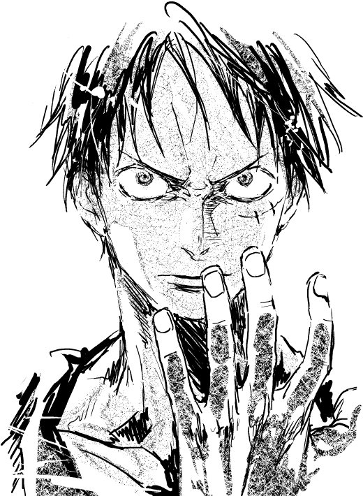 One Piece Drawing at GetDrawings | Free download