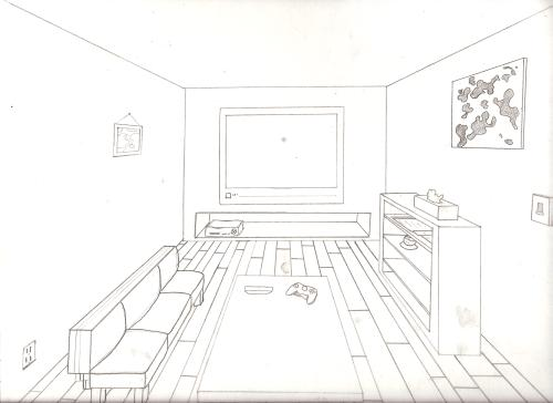 500x364e Point Perspective By Chavis