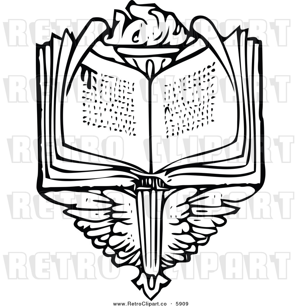 1024x1044 Torch And Book Clipart Clip Art