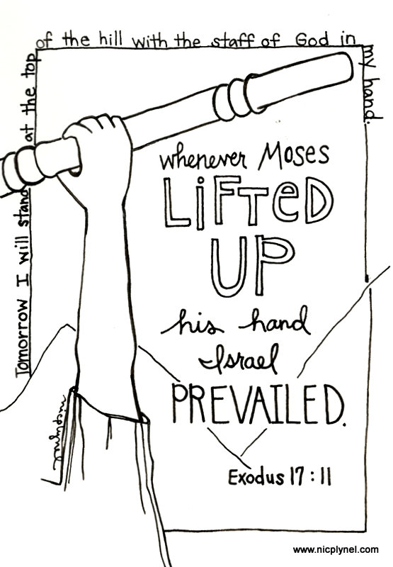555x800 Bible Coloring Pages Moses Exodus