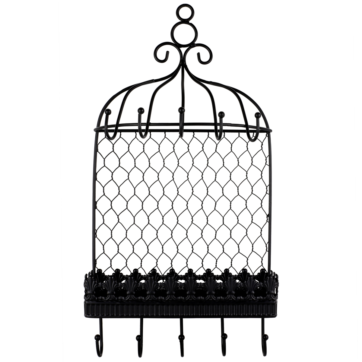 1200x1200 Bead Birdcage Jewelry Holder
